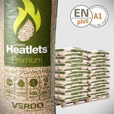 Heatlets 8 mm 15 kg