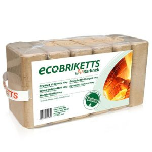 Barlinek eco briketter