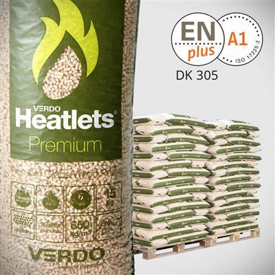 Heatlets 6 mm træpiller