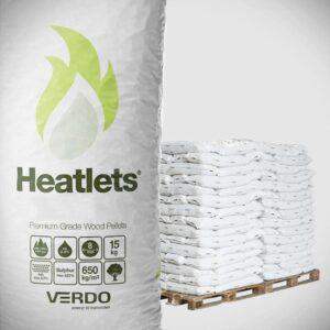 heatlets standart 8 mm.